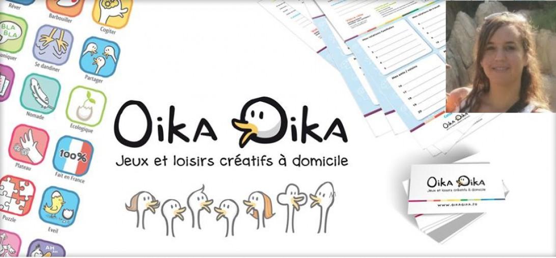 Mes Premiers Jeux De Cartes Chez FK Oika Par Valentine